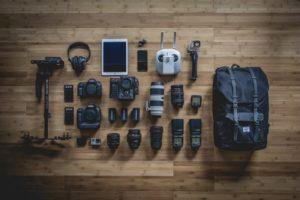 フルサイズカメラデビューした初心者がエントリー機使用時に購入したカメラ関連グッズまとめ